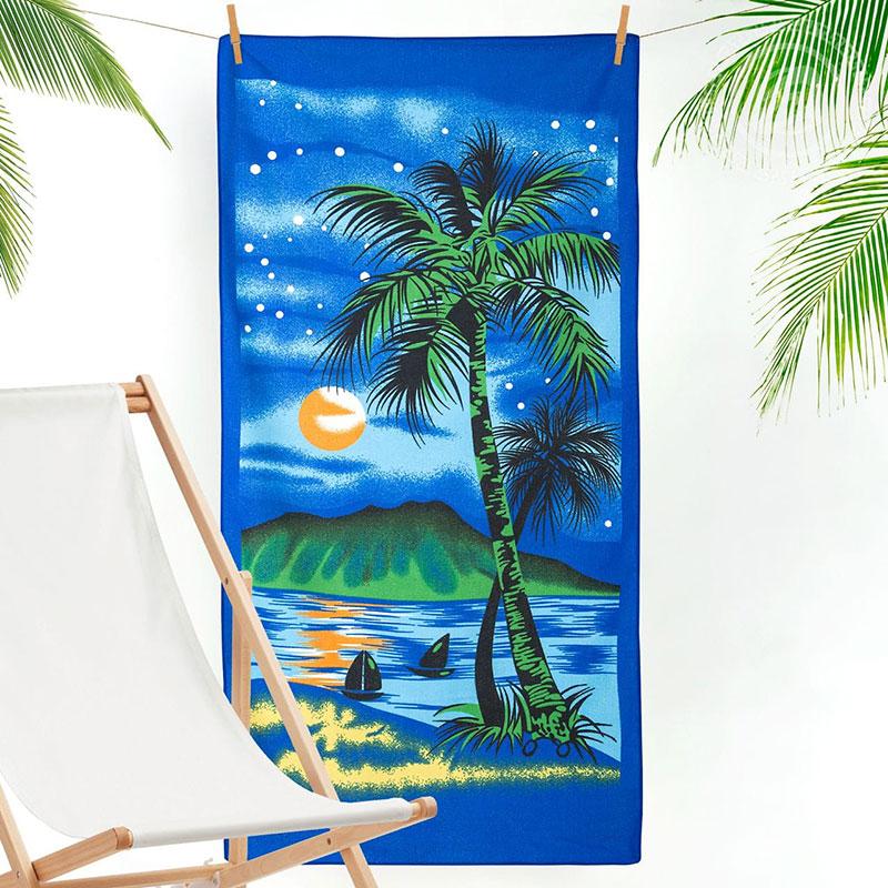 Полотенца пляжные картинки