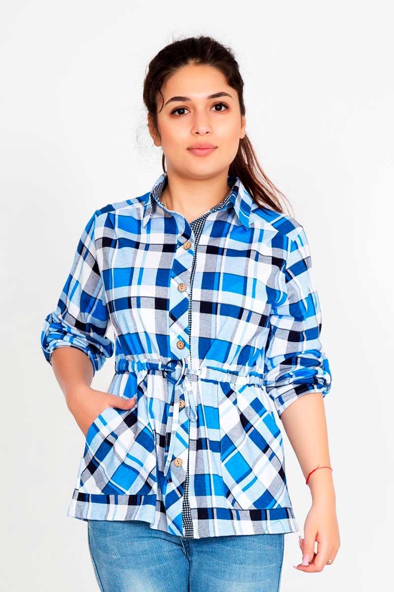 рубашки женские 62 размер