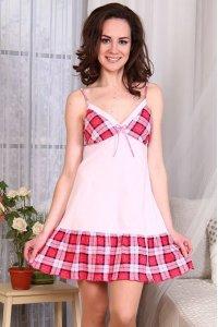 Ночная сорочка женская №744 кулирка (р-ры  42-52) 295274e9f3d64