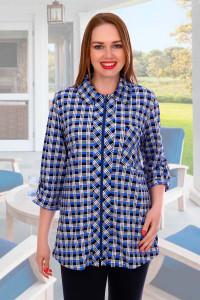 077eb78b6b7fd45 Купить женскую блузку - в интернет магазине tekstil-vsem.ru