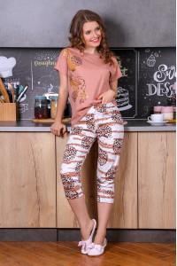 f217d1fe00aa0 Купить пижаму женскую – в интернет-магазине пижам tekstil-vsem.ru
